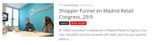 shopper funnel en el madrid retail congress