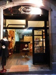Tienda de complementos Colette, en Barcelona