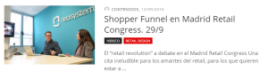 shopper funnel en el madrid retail congress