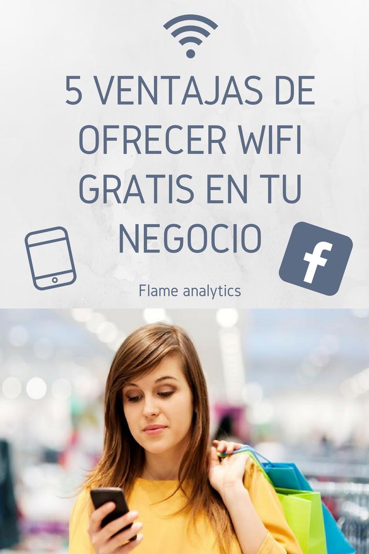 5 ventajas de ofrecer wifi gratis en tu negocio